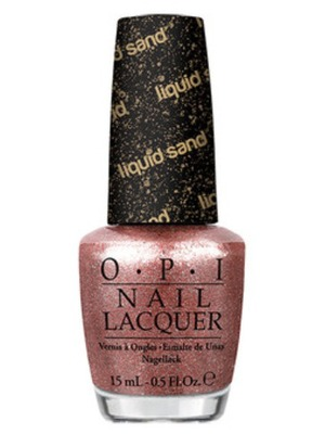 OPI Limited Edition Liquid Sand Nail Lacquer in Make Him Mine
