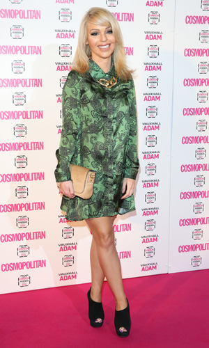 Katie Piper - Cosmopolitan Ultimate Women of the Year Awards - Arrivals 12/05/2013