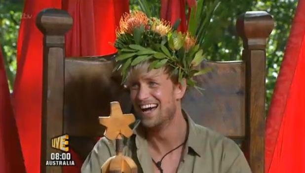 Kian Egan wins I'm A Celebrity final, episode 8 December 2013