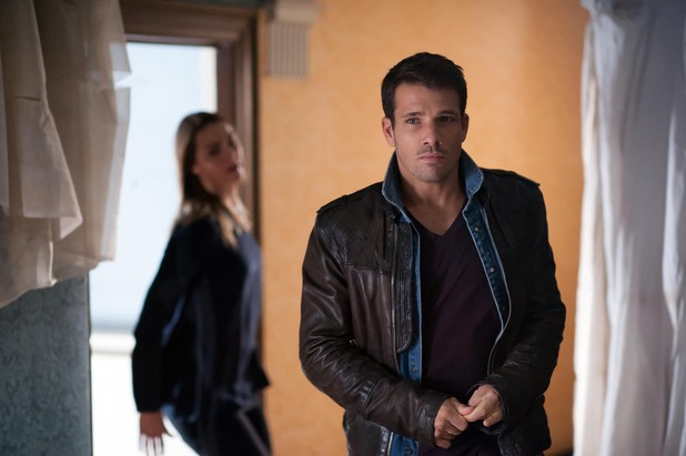 Hollyoaks, Dodger finds out, Tue 3 Dec