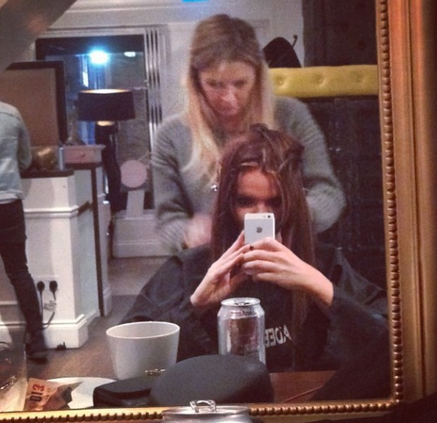 Ex towie 39 s maria fowler channels chloe sims with new hair for Adee phelan salon covent garden