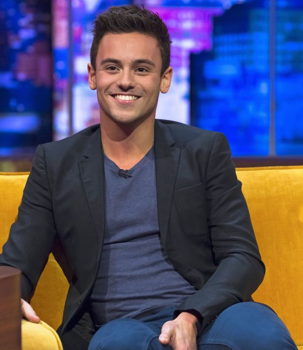 'The Jonathan Ross Show' TV Programme, London, Britain - 07 Dec 2013 Tom Daley