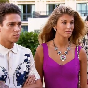 Joey Essex, Amy Willerton, debate on the I'm a Celebrity... Get Me Out of Here! Coming Out show.