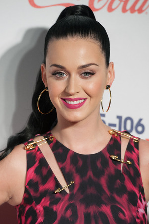 Katy Perry at The Capital FM Jingle Bell Ball 2013 held at the O2 Arena - London 7 December 2013