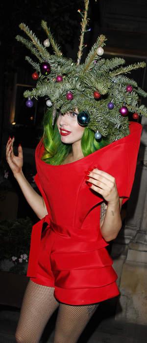 Lady Gaga returning to her hotel in London - 9 December 2013