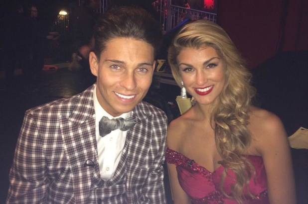 British Comedy Awards, London, Britain - 12 Dec 2013 Joey Essex and Amy Willerton