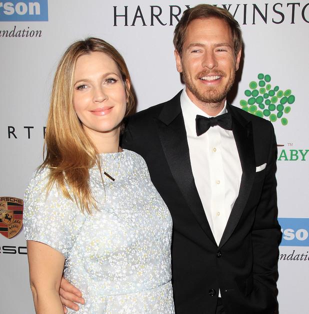 Baby2Baby Gala, Los Angeles, America - 09 Nov 2013 Drew Barrymore and husband Will Kopelman