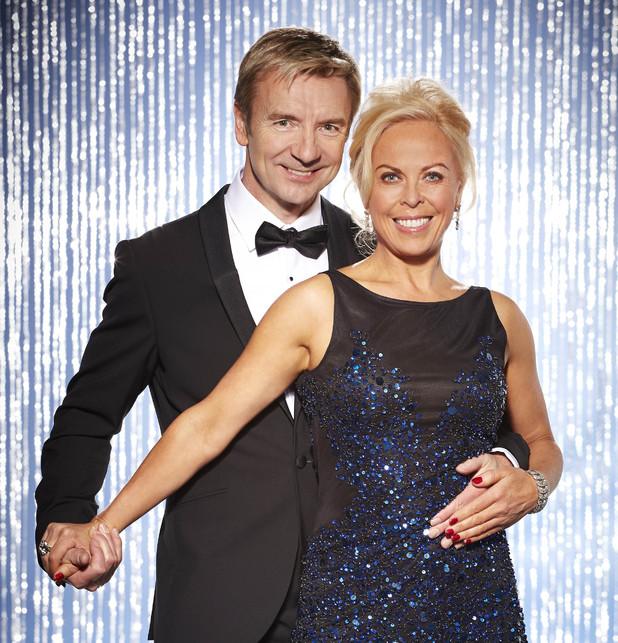 Dancing On Ice: Tovill and Dean