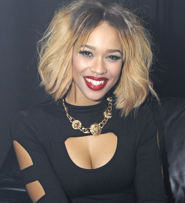 Former X Factor contestant Tamera Foster performs live at G-A-Y