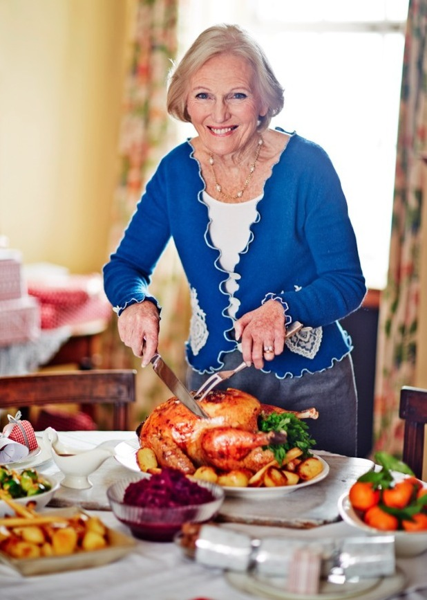mary berry christmas