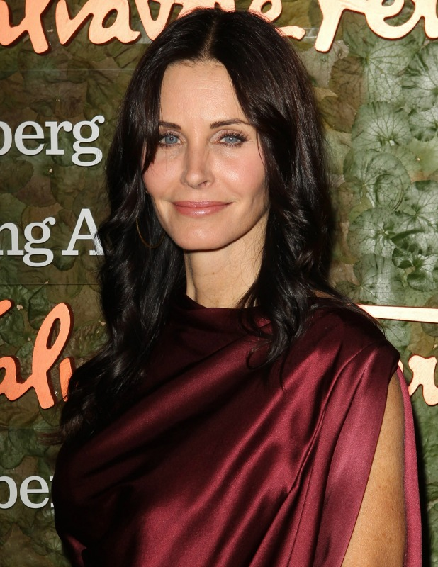 Courteney Cox Wallis Annenberg Center For The Performing Arts Inaugural Gala Held at Wallis Annenberg Center for the Performing Arts, 2013