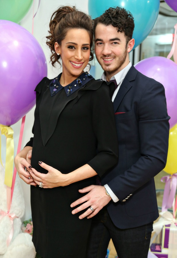 Fit Pregnancy Magazine Baby Shower for Kevin Jonas and Danielle Jonas, New York, America - 04 Dec 2013