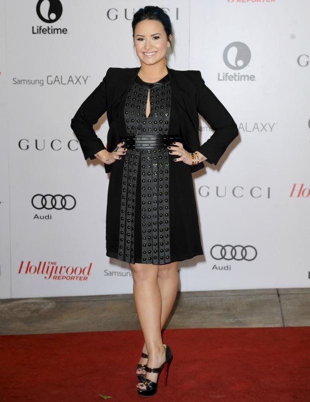 Demi Lovato, The Hollywood Reporter's Women In Entertainment Breakfast, 11 December 2013