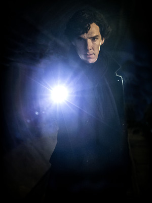Sherlock, series 3, Wed 1 Dec