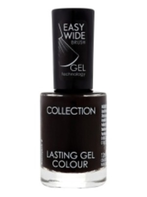 Collection Lasting Gel Colour Nail Polish in Black Jack