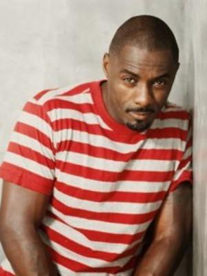 Idris Elba promotional shot. (20 December 2013).