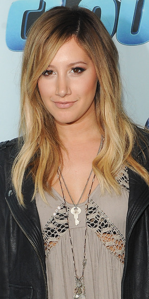 Ashley Tisdale at the Cloud 9 premiere held at Disney Channel Theatre in California - 18 December 2013