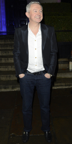 Louis Walsh arrives at official X Factor after party in London - 15 December 2013