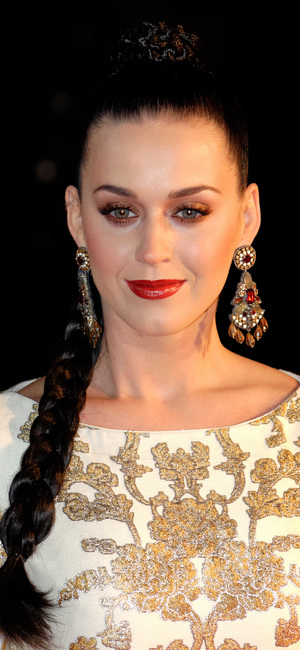 Katy Perry - The 15th NRJ Music Awards held at Palais des Festivals, Cannes, France - 14 December 2013