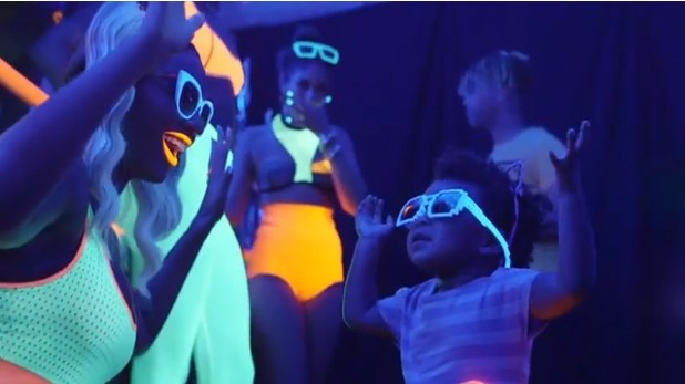 "Beyonce in new video with daughter Blue Ivy: ""Self-Titled"" Part 2 . Imperfection (18 December)."