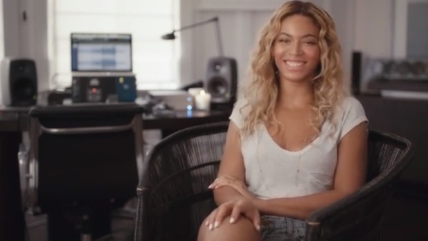 "Beyonce in new video: ""Self-Titled"" Part 2 . Imperfection (18 December)."