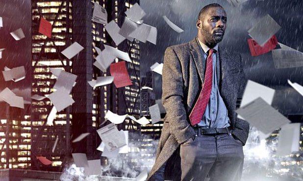 BBC One crime drama, Luther, starring Idris Elba