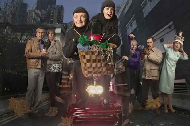 Gangsta Granny, Thu 26 Dec