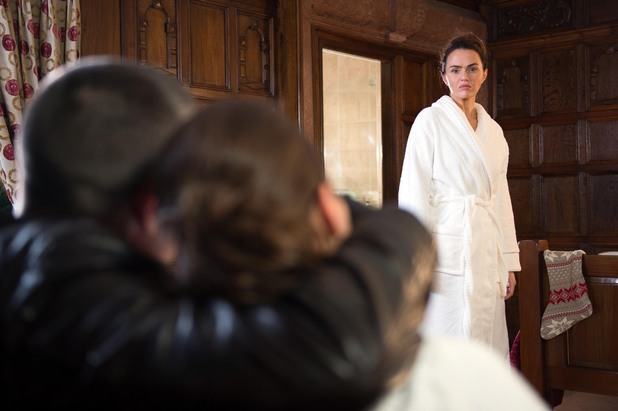 Hollyoaks, Trevor threatens Mercedes, Fri 27 Dec