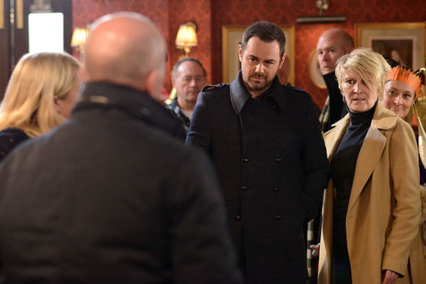 EastEnders, Mick buys The Vic, Thu 26 Dec