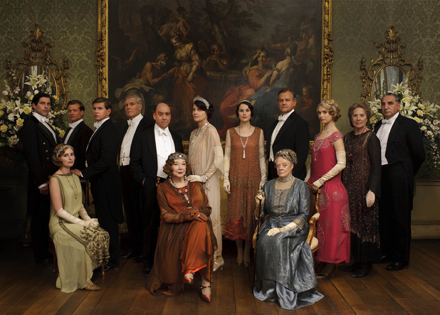 Downton Abbey, Christmas Special, ITV, Wed 25 Dec