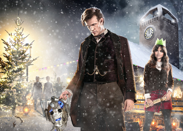 Doctor Who Christmas Special, BBC1, Wed 25 Dec