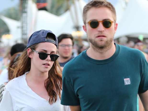 Celebrities at the 2013 Coachella Valley Music and Arts Festival - Week 1 Day 2