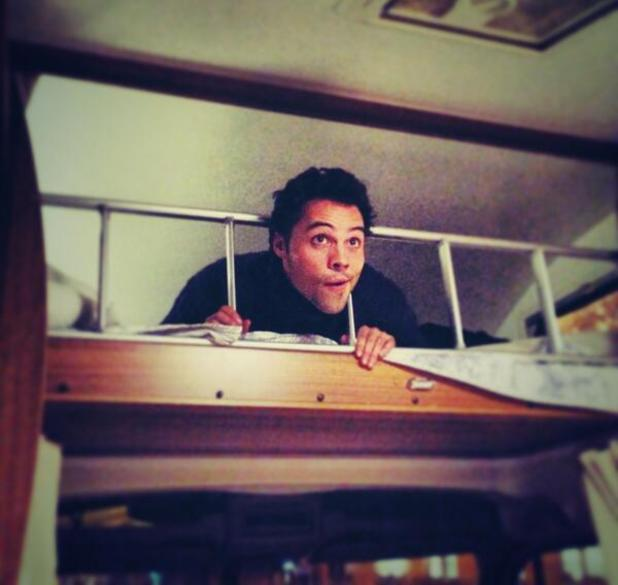 MIC's Andy Jordan goes on his first ever UK tour in a motorhome - 17 December 2013