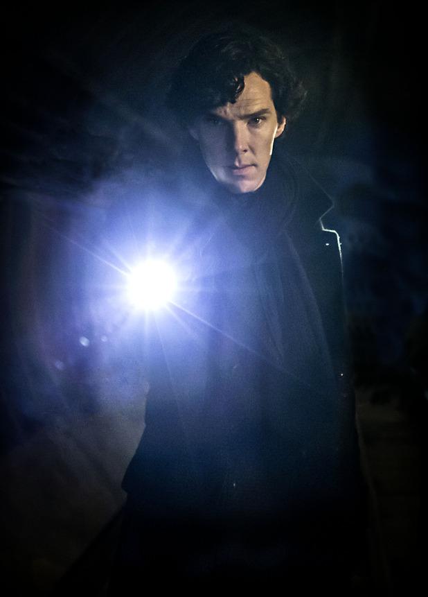 Sherlock, series 3, Wed 1 Dec