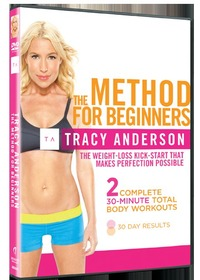 Tracy Anderson: The Method for Beginners DVD
