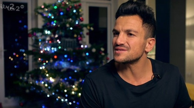 Peter Andre and Emily MacDonagh on Peter Andre: My Life - 23 December 2013