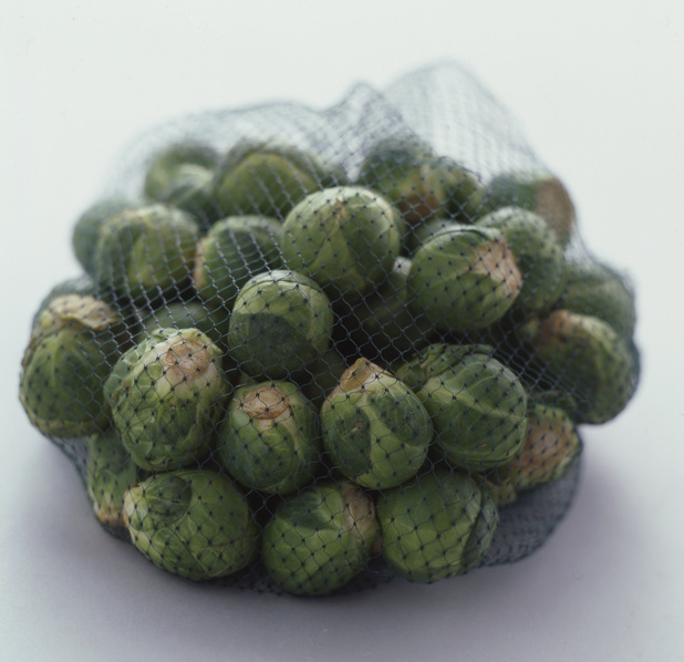 James Hucheon is such a fan of sprouts he has eaten 50,000