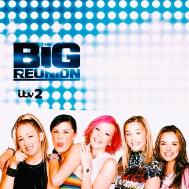 Promo shot for Girl Thing on Big Reunion, 28 December 2014