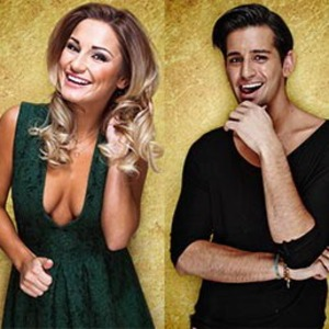 Celebrity Big Brother 2014 lineup - Sam Faiers, Ollie Locke and Luisa Zissman