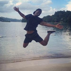 Jessie J shares holiday photos with boyfriend Luke James 29 December