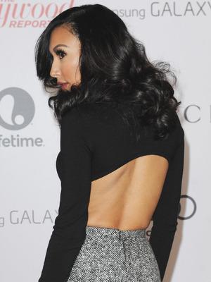 Naya Rivera, The Hollywood Reporter's Women In Entertainment Breakfast, 11 December 2013