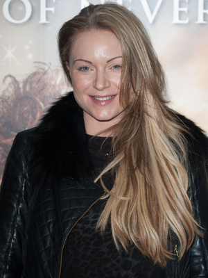 Rita Simons: Peter Pan: The Never Ending Story - VIP night held at the Wembley Arena - Arrivals. - 2 January 2013
