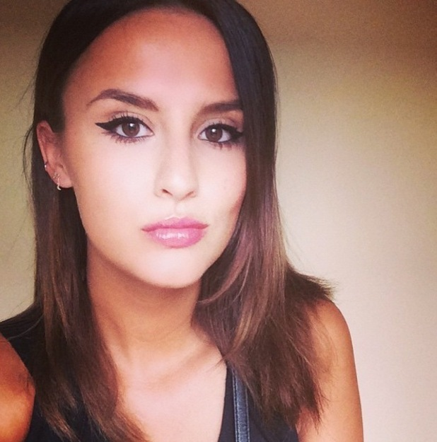 Made In Chelsea's Lucy Watson spends NYE in Sydney 31 December