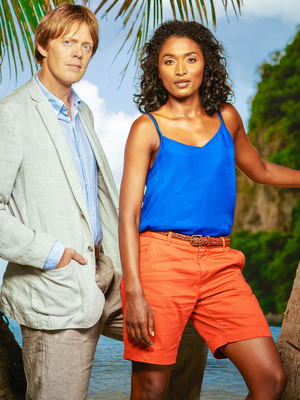 Death In Paradise, Kris Marshall joins the cast, Tue 14 Jan