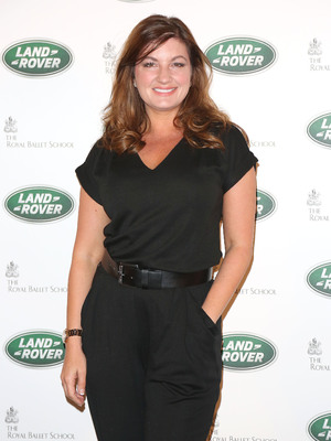 Karren Brady at The Range Rover global launch party held at the Royal Ballet school, London - 6.9.12