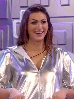 'Celebrity Big Brother' TV show, Channel 5 - 06 Jan 2014 Luisa Zissman - UFO task