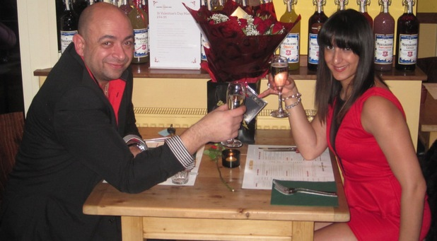 Peter Andre's brother Danny gets engaged to girlfriend Sunny - January 2014