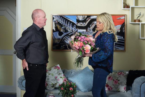 EastEnders, Sharon wants Phil to be honest, Tue 14 Jan