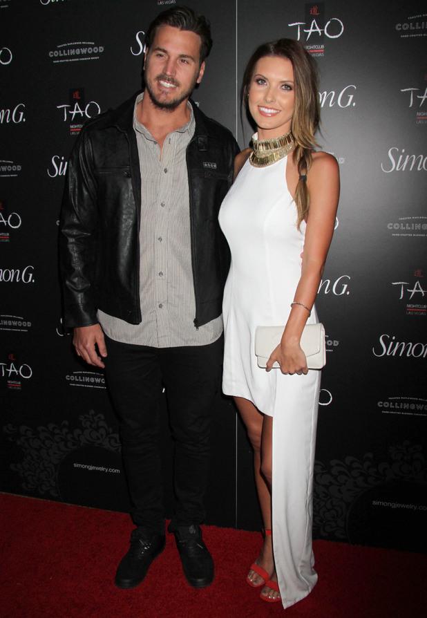 Annual Simon G Soiree at TAO inside The Venetian Las Vegas - 1.6.2013 Audrina Patridge, Corey Bohan