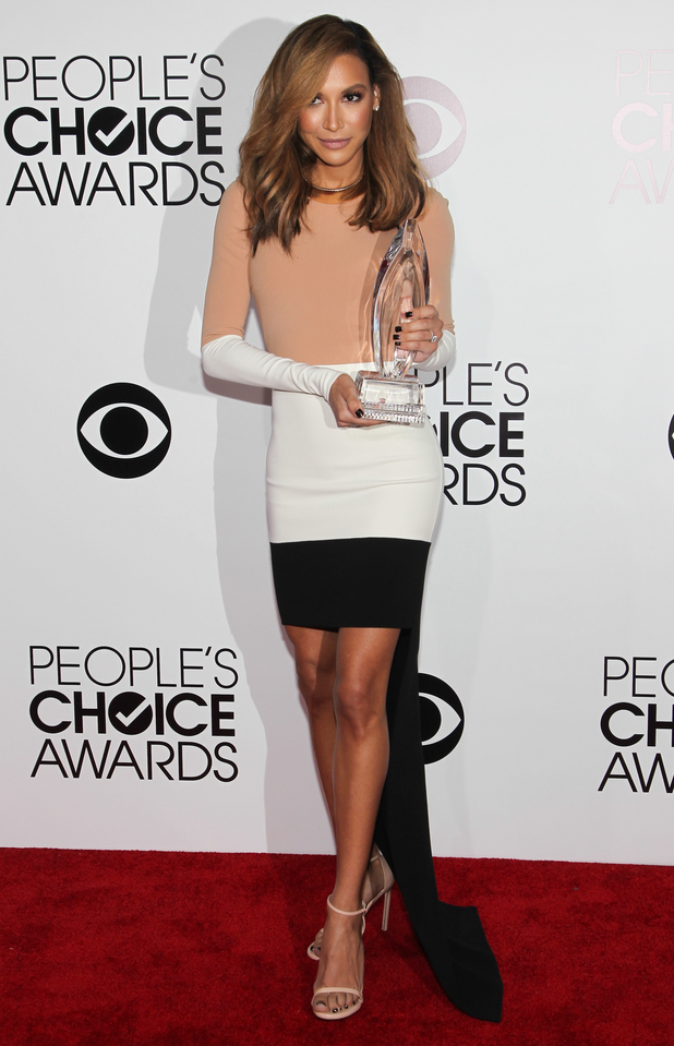 The 40th Annual Peoples Choice Awards at Nokia LA Live - 8.1.2014 Naya Rivera